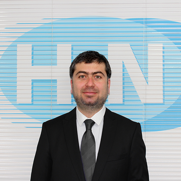 Fatih OZAYDIN - IT Department Manager